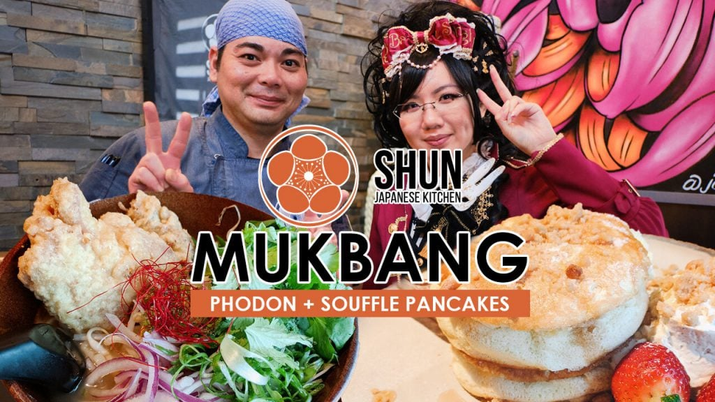 shun japanese kitchen mukbang banner