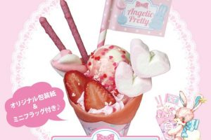 Angelic Pretty's Fancy Candy Comes to Life with Official Crepe
