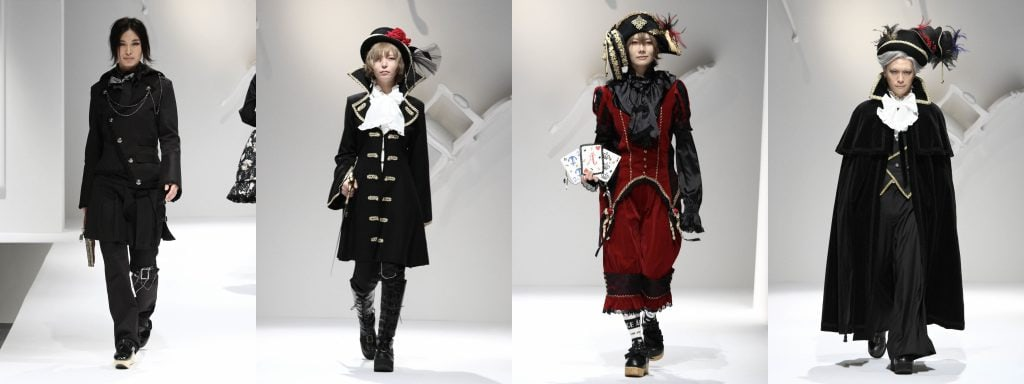 Alice and the Pirates runway