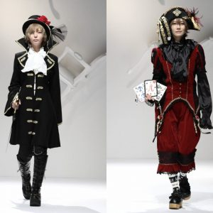 Ouji Trends: Alice and the Pirates Then and Now