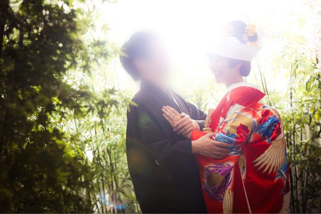 AKIRA wedding photo