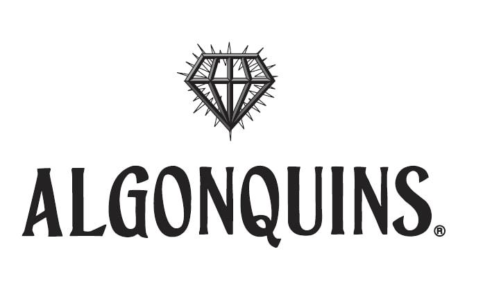 ALGONQUINS JP logo