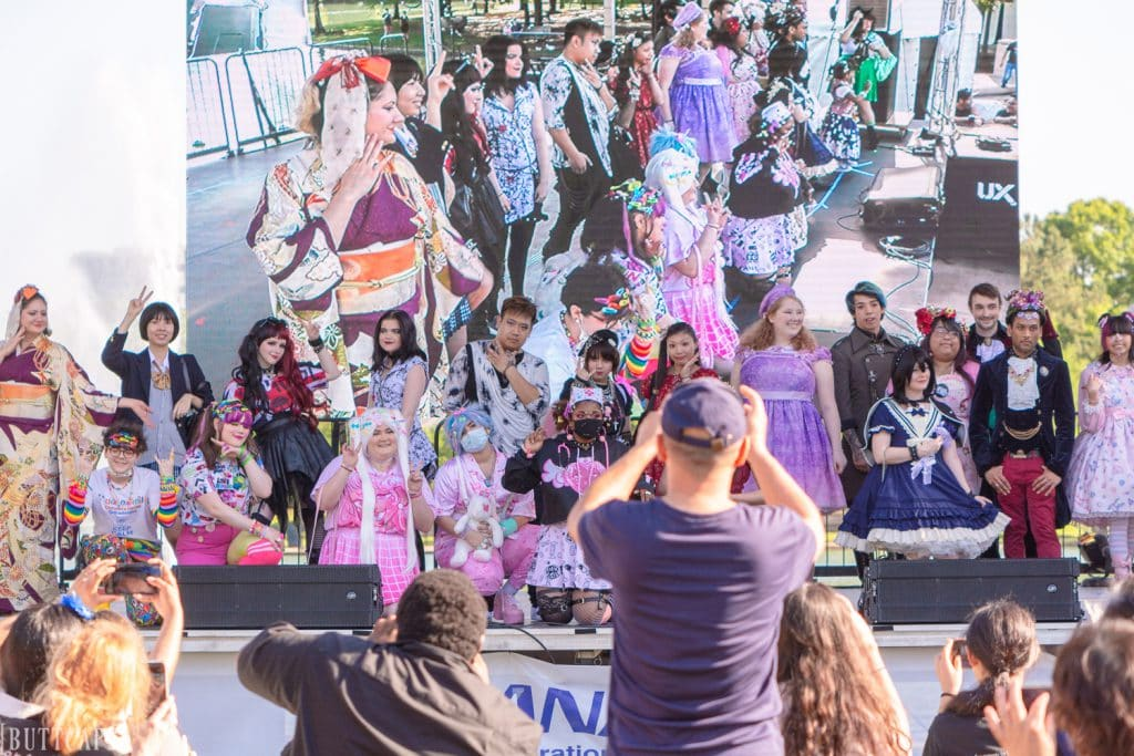 Japan Festival Houston 2019 Japanese Fashion Show