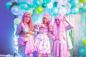 EVENT SNAPS | Okashicon 2019 Marina Magica J-Fashion Mixer