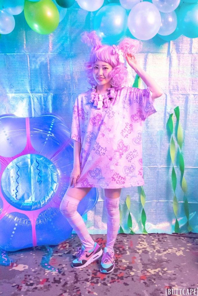 Okashicon 2019 J-Fashion Mixer Kimura U