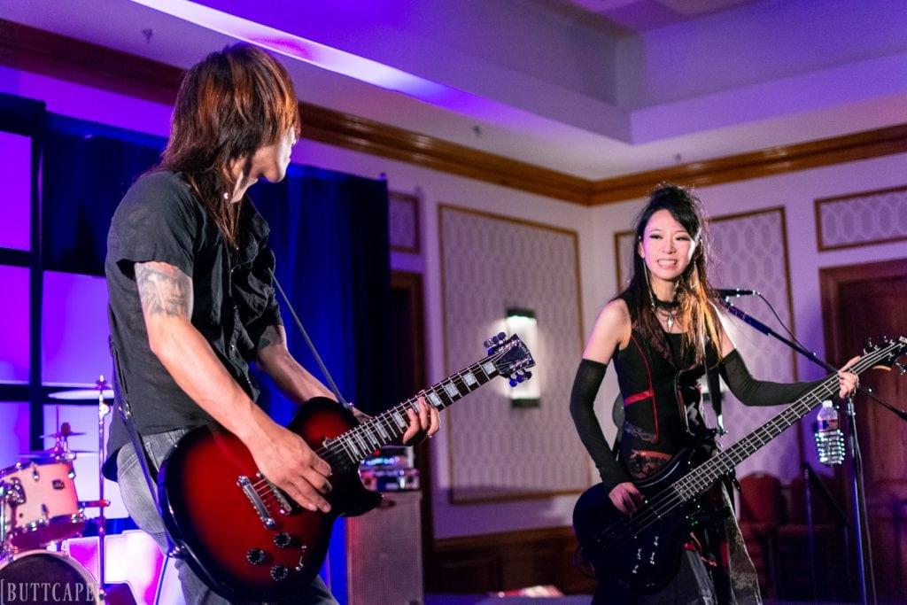 Delta H Con 2018 Kazha J-Rock Concert