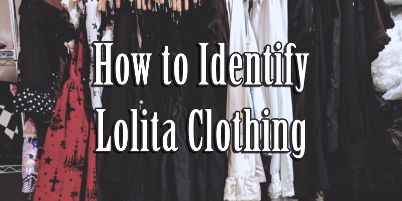 how to identify lolita clothing banner