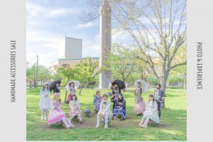 Kumamoto Lolita Fashion Photo Exhibit – November 22, 2020