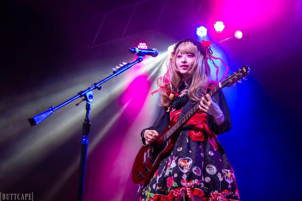 Oni-Con 2017 Sakurako Hoshina Japanese Music Concert