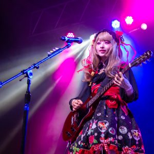 Oni-Con 2017 Sakurako Hoshina International Debut Live Concert!