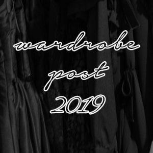 Buttcape's Lolita and Ouji Wardrobe Post 2019