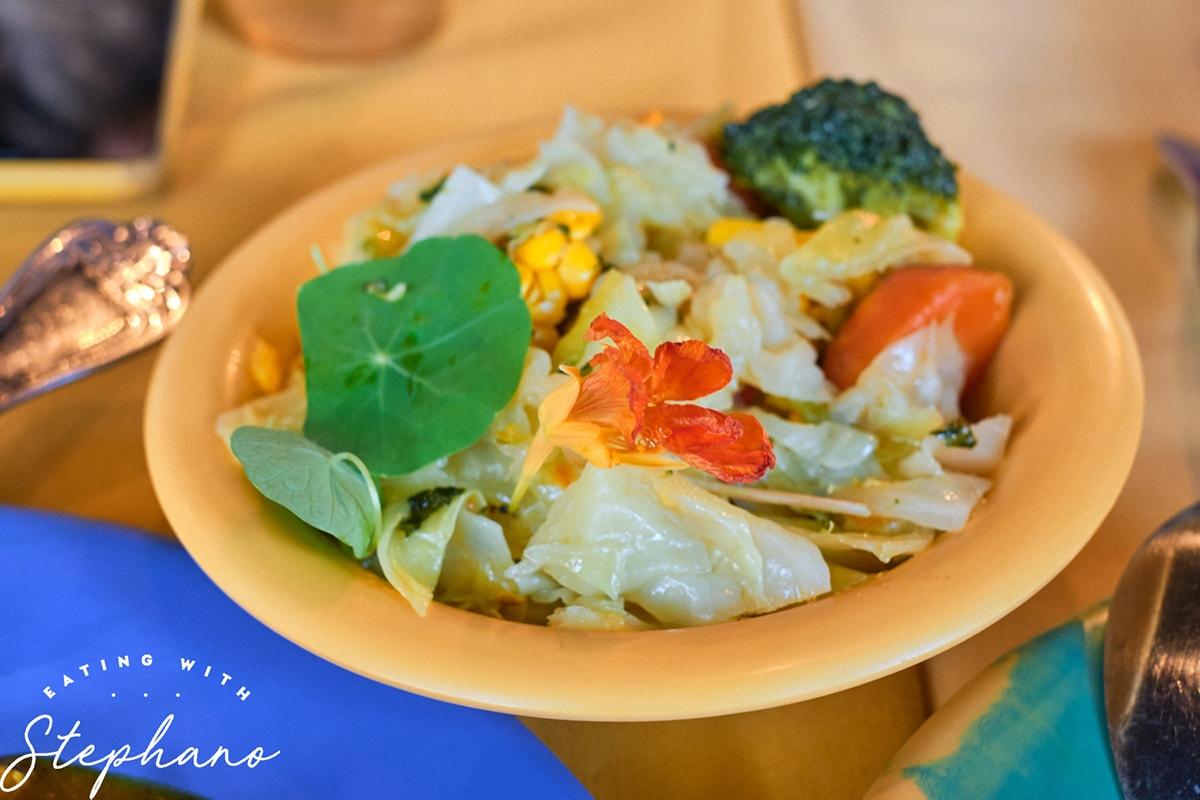 reggae hut veggies