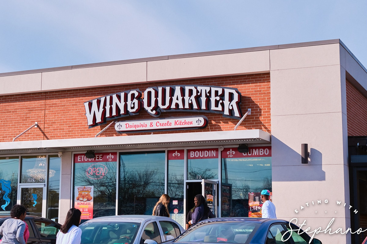 wing quarter houston building