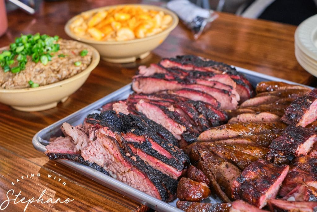 rays bbq barbecue platter