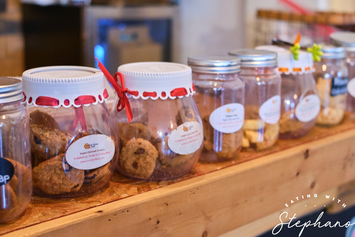 crumbville cookie samples