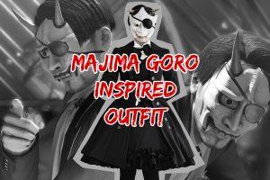 Video Game Inspired Fashion: Ryu Ga Gotoku's Hannya Man Outfit