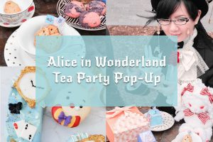 Houston's Alice in Wonderland Tea Party Pop-Up