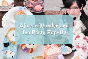 Houston's Alice in Wonderland Tea Party Pop-Up