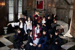 Atelier Boz and Lapin Agill In SKE48's Nante Ginga wa Akarui no Darou PV
