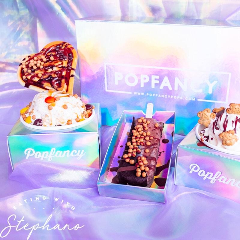 popfancy ice creamand popsicles