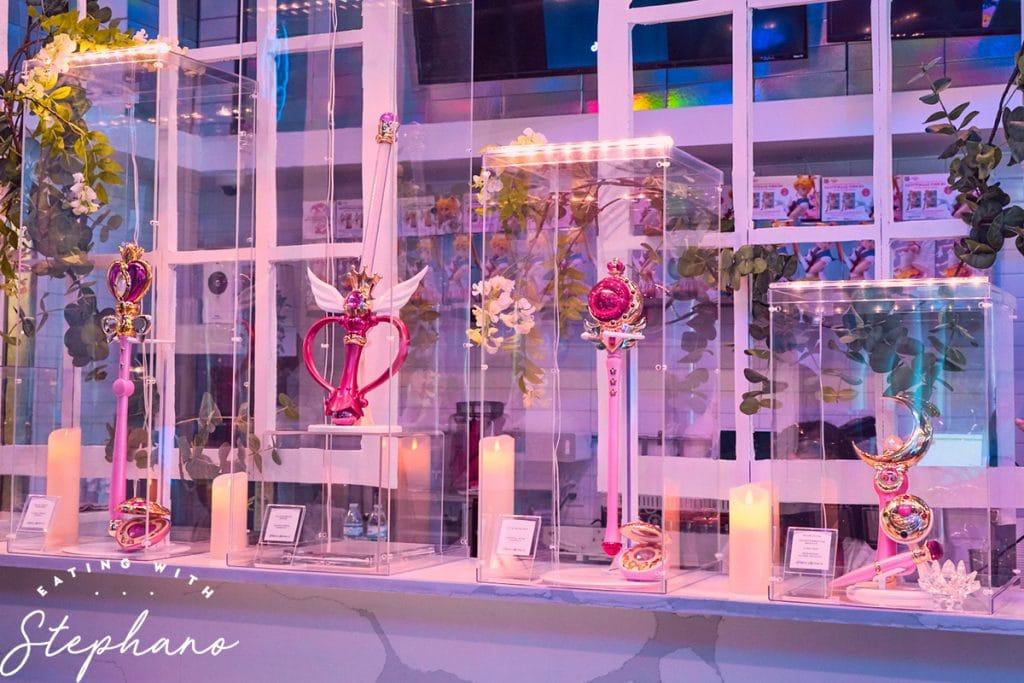 Sailor Moon wand gallery