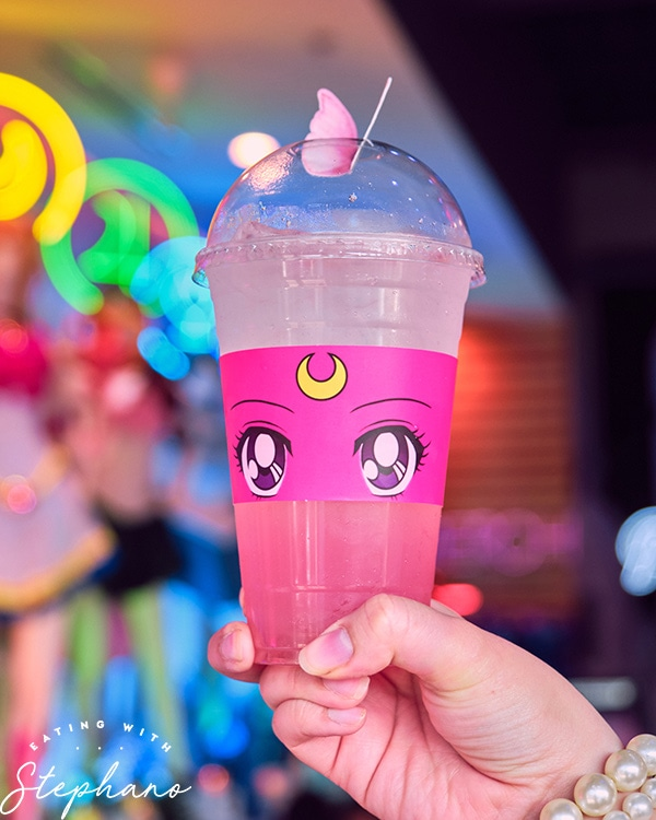 sailor moon inspired drink