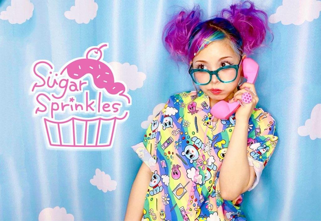 Sugar Sprinkles by Haruka Kurebayashi