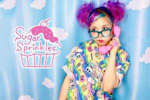 Harajuku Model Haruka Kurebayashi's New Casual Brand SugarSprinkles