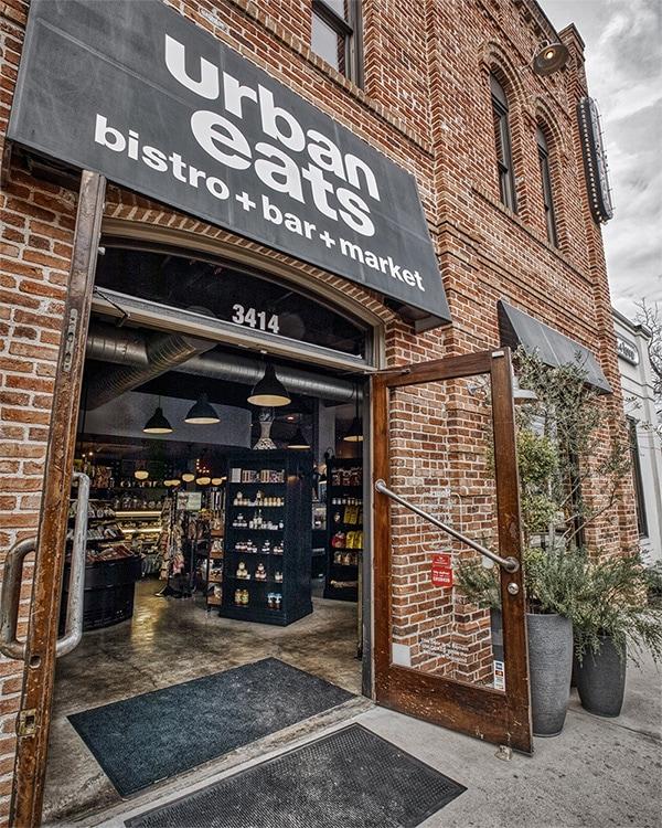 Urban Eats restaurant
