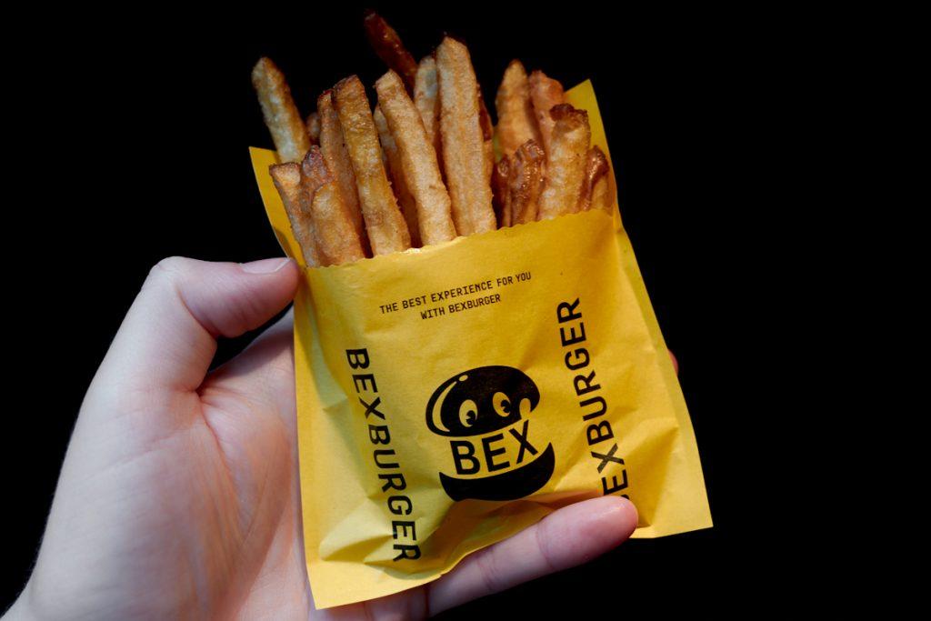 BEX Burger Small Fries