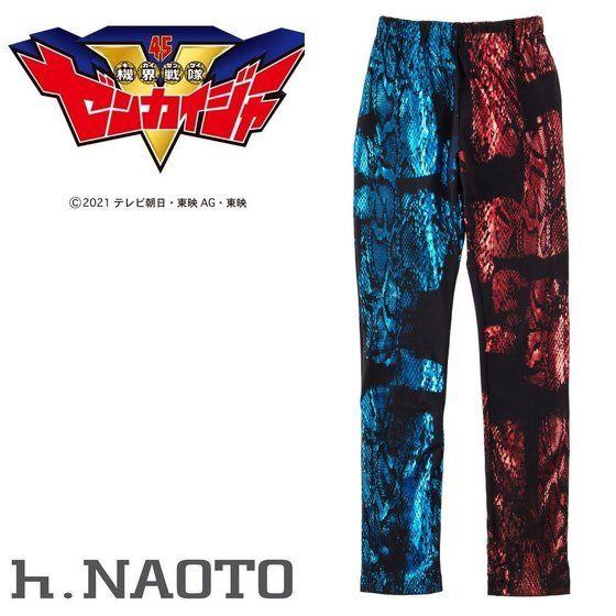 h.NAOTO Leggings