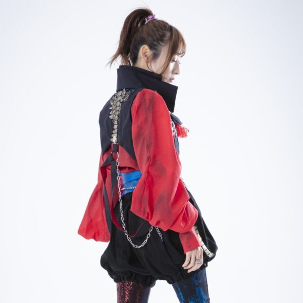 h.NAOTO Flint Outfit