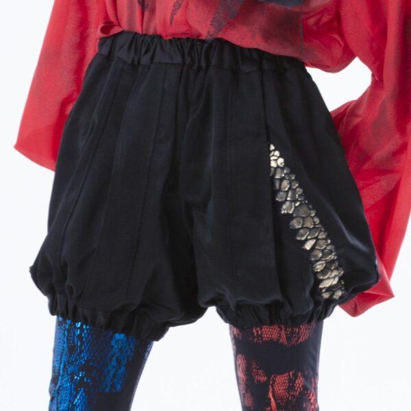 h.NAOTO Flint Shorts