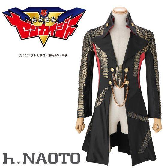 h.NAOTO Zox Jacket