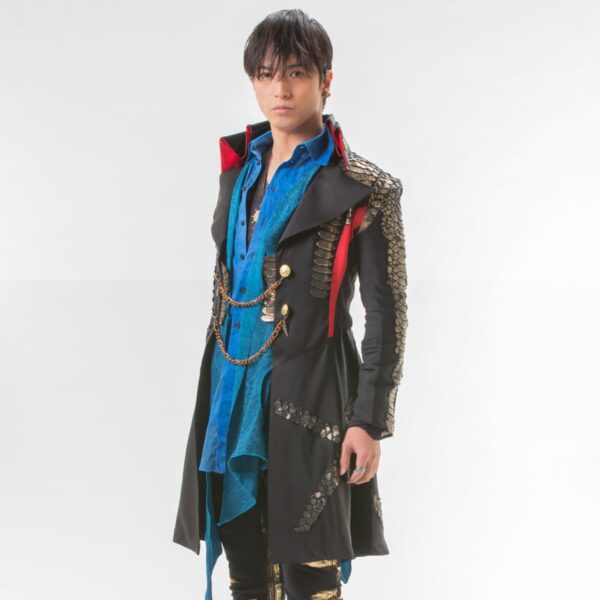 h.NAOTO Zox Outfit