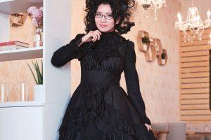 Afternoon Tea Elegant Gothic Lolita Outfit ft. Sheglit Finsternis Dress